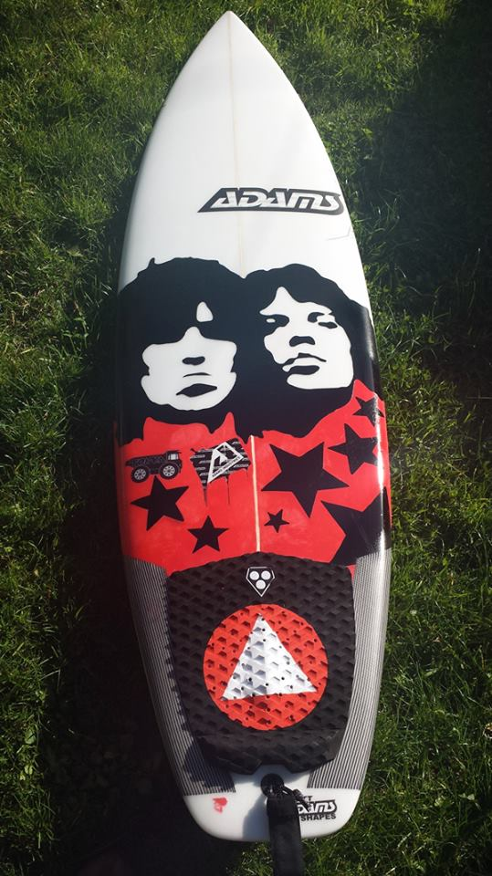 Jagger and Richards surfboard-2